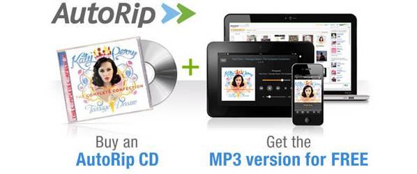 Amazon uruchamia usługę AutoRip – walki o użytkowników iTunes ciąg dalszy