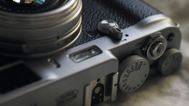 Fujifilm Finepix X100 (1)