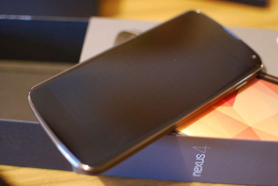 Mamy Nexusa 4 – pierwsze wrażenia
