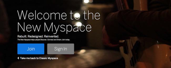 MySpace powraca. Czy jest w stanie stanąć do rywalizacji z Facebookiem i Twitterem?