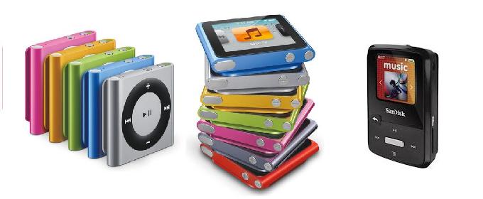 Czy na rynku nie ma żadnego dobrego odtwarzacza MP3? Nie ma miejsca na nic innego niż tablety i smartfony