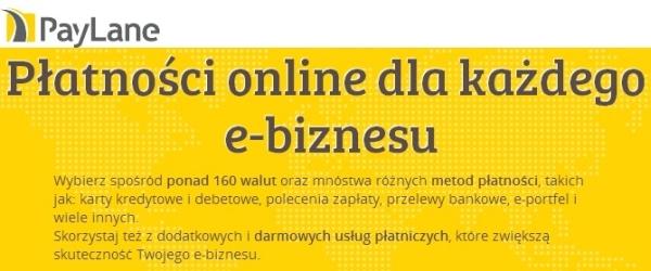 Polski PayLane udowadnia, że płatności internetowe mogą być jeszcze wygodniejsze