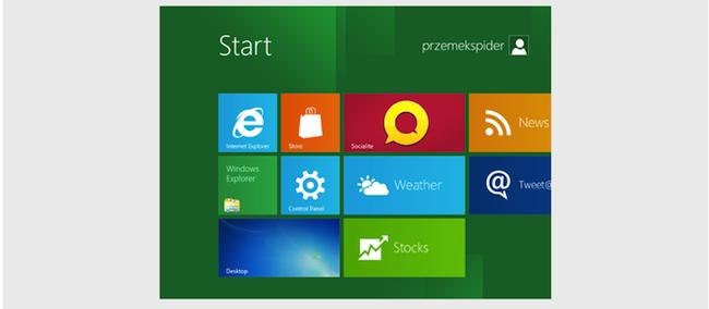 Jak to jest z tym Windowsem 8? Sprzedaje się, czy nie?