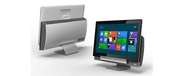 CES 2013: Asus Transformer AiO kończy wojnę fanbojów Windows i Androida