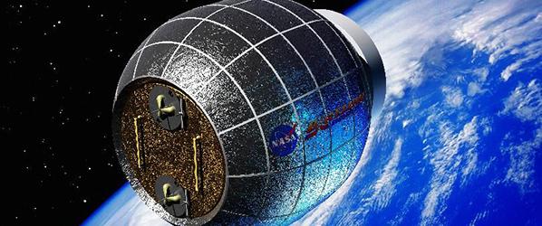 Dodatkowy moduł Międzynarodowej Stacji Kosmicznej będzie… nadmuchiwany