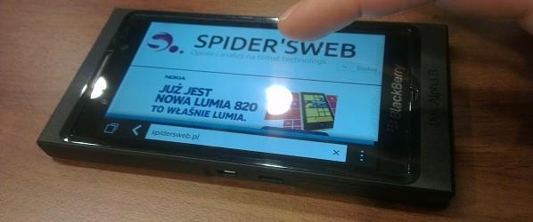Deweloperze – jesteś już w BlackBerry AppWorld? Twoje aplikacje już tam są