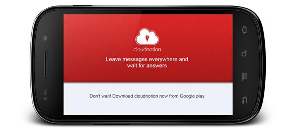 cloudnotion – polska społecznościowa aplikacja mobilna, która jest już popularna we Francji