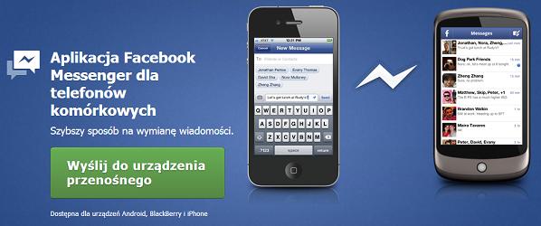Facebook w 2013 roku wynalazł walkie-talkie