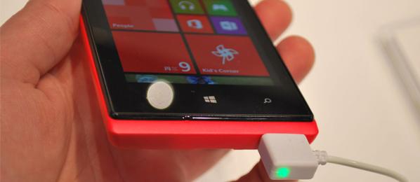CES 2013: Warto wziąć Huawei'a Ascend W1 z Windows Phone 8 pod uwagę