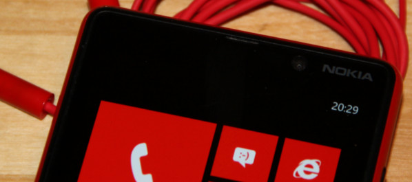 Nokia Lumia 820 – recenzja Spider's Web
