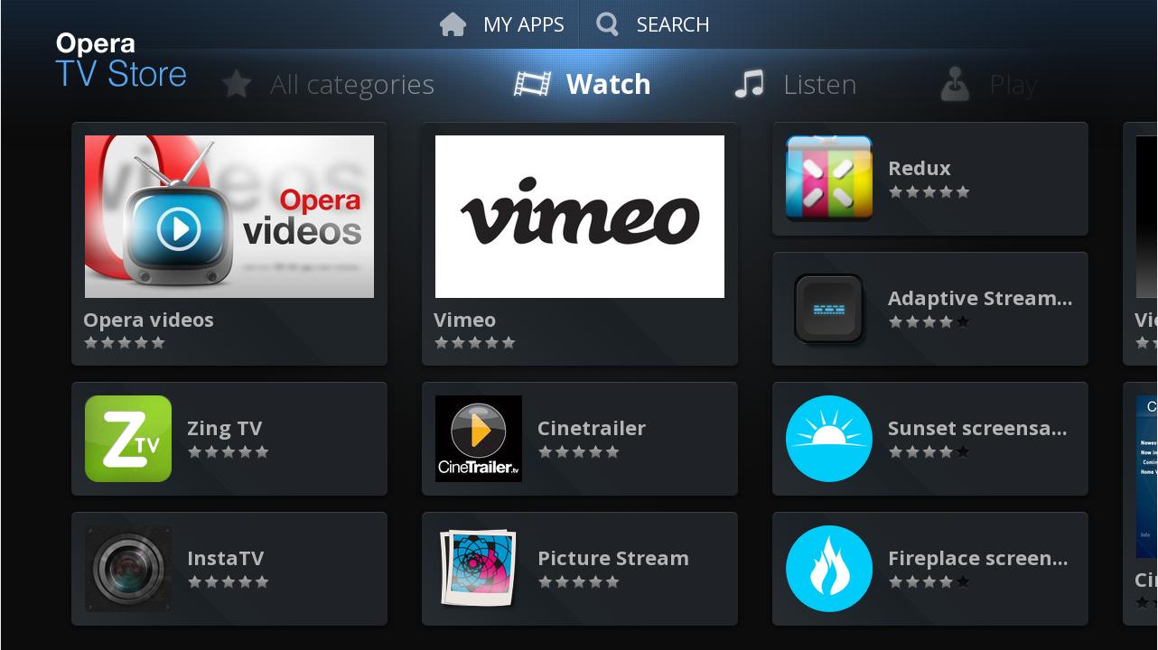 CES 2013: Opera TV Store - interaktywna platforma pomiędzy HbbTV a