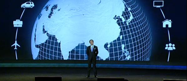 CES 2013: Panasonic pokazał mocne telewizory i olbrzymi tablet 4K