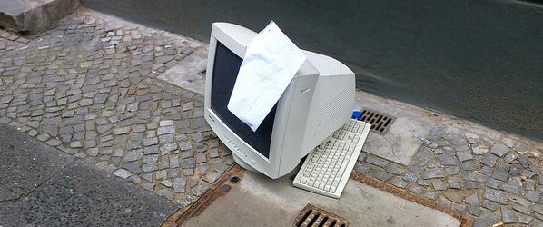 Sprzedaż komputerów PC znowu mocno spada. A może rzeczywiście to początek post-PC?