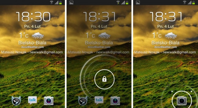 Android Jelly Bean Samsung Galaxy S II (1)
