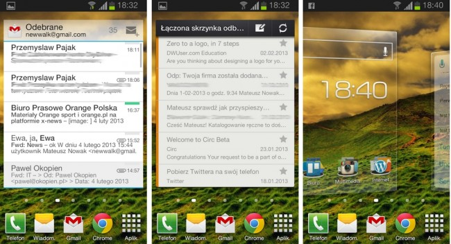 Android Jelly Bean Samsung Galaxy S II (4)