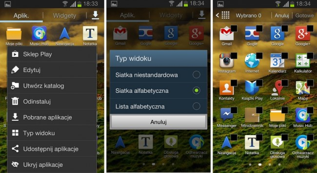 Android Jelly Bean Samsung Galaxy S II (5)