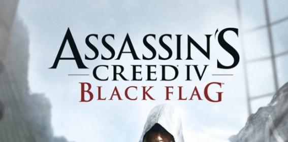 To jest okładka Assassin's Creed IV: Black Flag