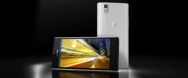 MWC 2013: Huawei pokazał najszybsze LTE w smartfonie. Oto Ascend P2!