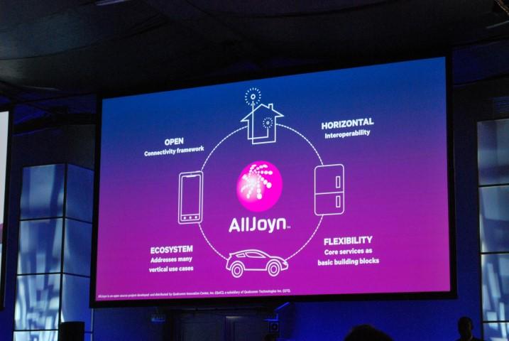 MWC 2013: AllJoyn – internet wszystkiego, który podłączy sprzęty np. od Samsunga, Apple'a, czy LG