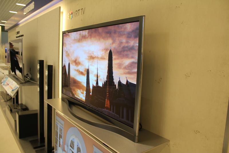 Telewizory plazmowe? To jeszcze nie koniec