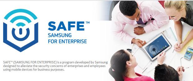 MWC 2013: Samsung celuje w klientów korporacyjnych i stawia na bezpieczeństwo w Androidzie