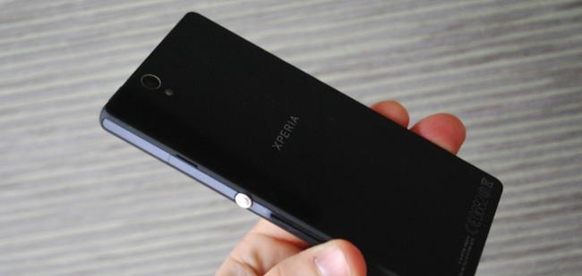 Sony Xperia Z – pierwsze wrażenia