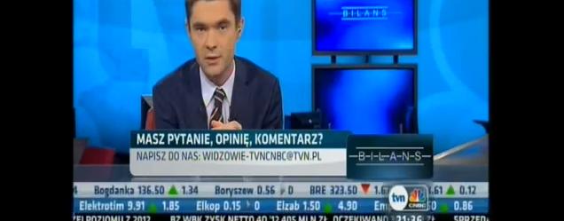 W TVN CNBC bronię nowości BlackBerry