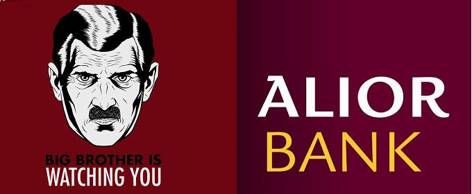 Alior Bank chce nas inwigilować? We mnie już stracili klienta