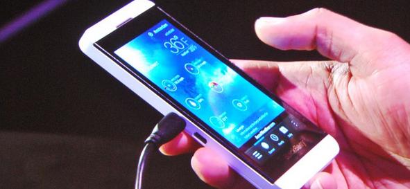 BlackBerry Z10 – pierwsze wrażenia