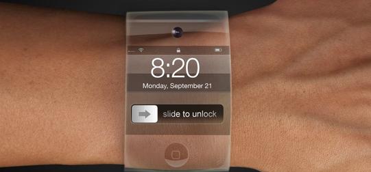 Kupiłbym zegarek od Apple'a