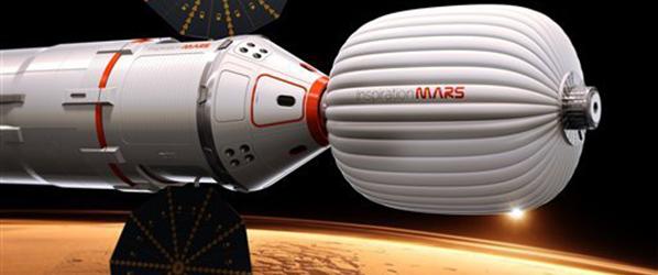 Miesiąc miodowy na orbicie planety Mars