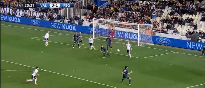 Liga Mistrzów wróciła do Onetu – oglądam Valencia-PSG
