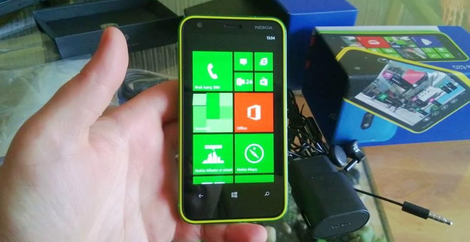 Mamy Nokię Lumia 620 – pierwsze wrażenie? Jest intrygująca