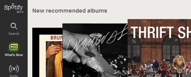 Spotify Web w przeglądarce to na razie wersja beta, ale dobrze rokuje