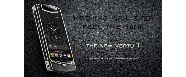 Vertu Ti – wyjątkowo drogi i niesamowicie brzydki smartfon