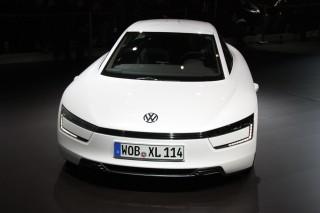 Volkswagen XL1 Geneva Motor Show 2013