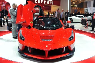 Ferrari LaFerrari Geneva Motor Show 2013