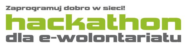 Hackathon dla e-wolontariatu – zaprogramuj dobro w sieci!