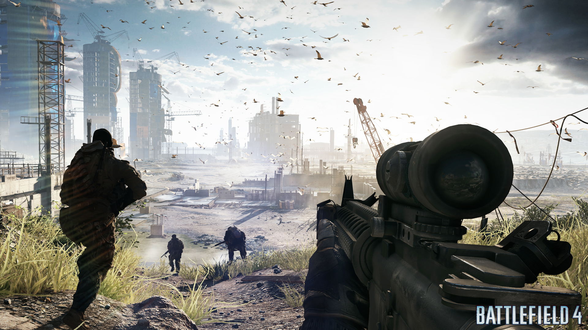Battlefield 4 pokazuje, która konsola nowej generacji ma większą moc