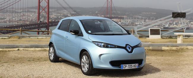 Renault ZOE – jeździliśmy elektrycznym samochodem, który jest jak… smartfon