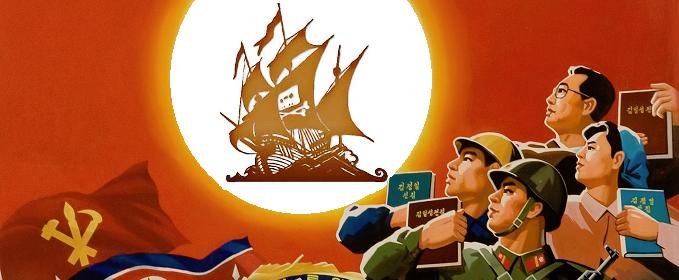 The Pirate Bay w Korei Północnej to raczej podpucha