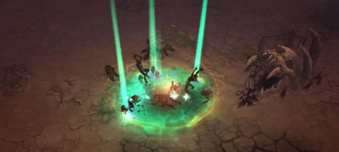 Diablo III na PlayStation wygląda dobrze