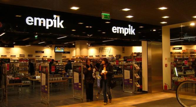 Empik częściowo wycofuje się ze sprzedaży gier, LEM na sprzedaż