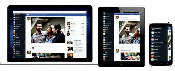 Czemu nowe zmiany wprowadza się na Facebooku na raty?