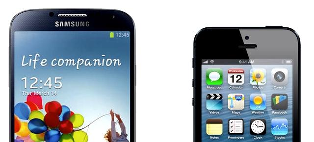 Sprzedaż linii Galaxy wyprzedzi iPhone'y już w najbliższym kwartale?