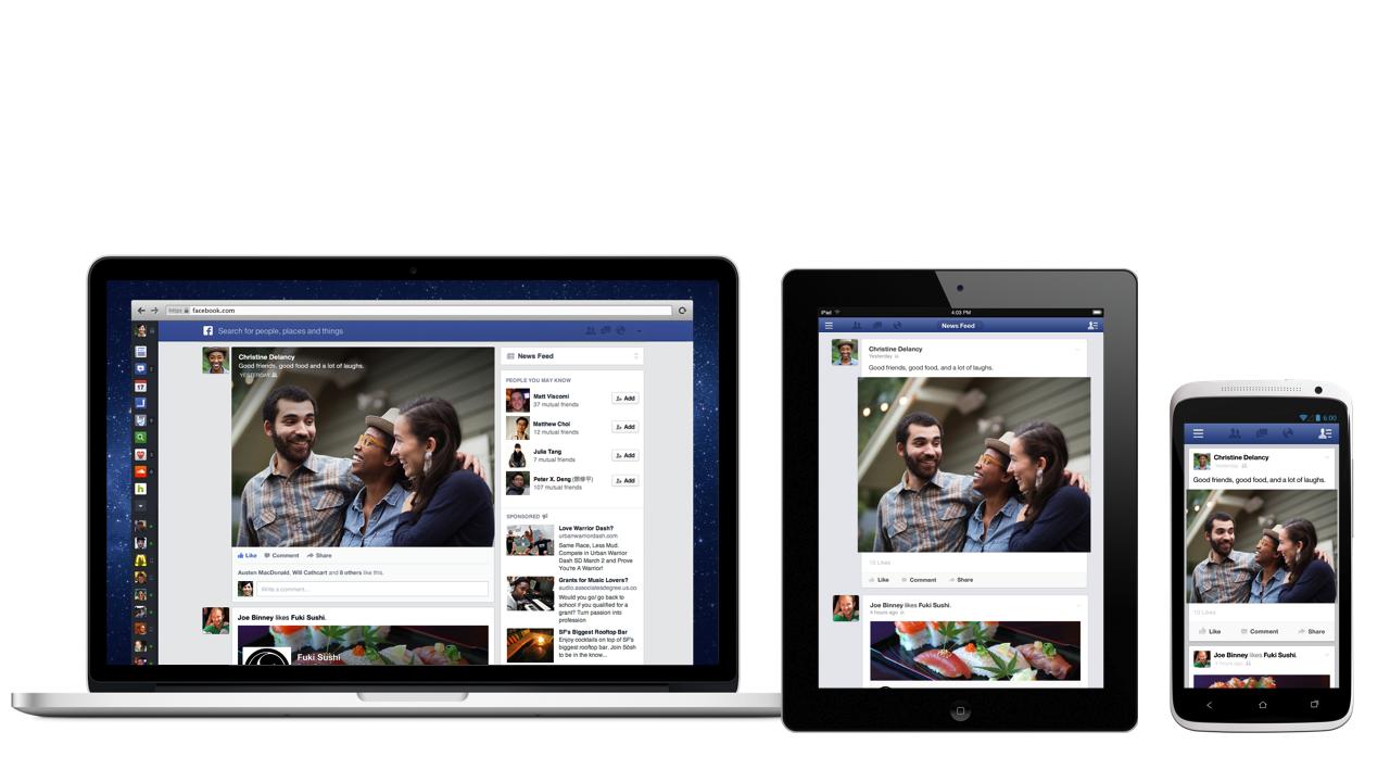 Nowy wygląd Aktualności Facebooka to kapitalny pomysł