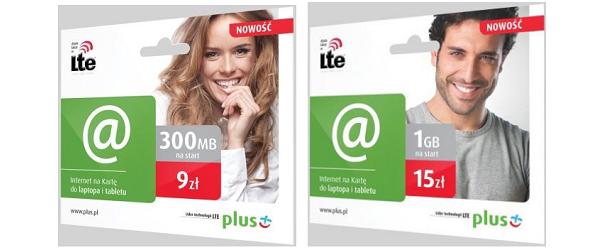 LTE na kartę od Plusa. Sensowna oferta?