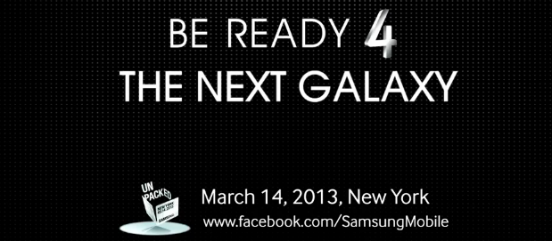 Samsung podgrzewa atmosferę przed premierą Galaxy S IV