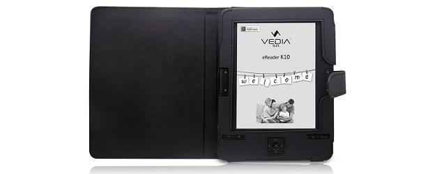 Czytnik Vedia eReader K10 – zaskakująco dobry, tańszy konkurent dla Kindle. Recenzja Spider's Web