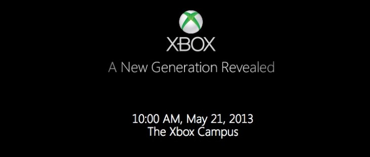 Microsoft zaprezentuje następcę Xboxa 360 już 21 maja!